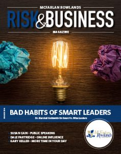 This Just In! Risk & Business Magazine: Summer Edition